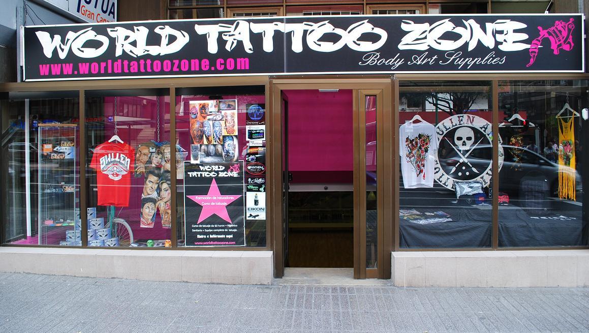 ¡Nuestra tienda!